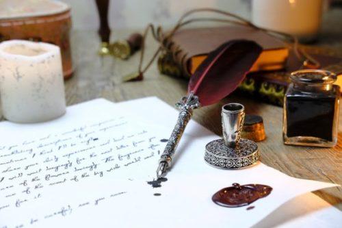 la penna stilografica