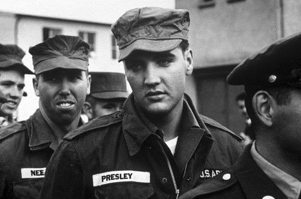Elvis nell'esercito