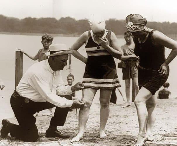 costume da bagno anni 20