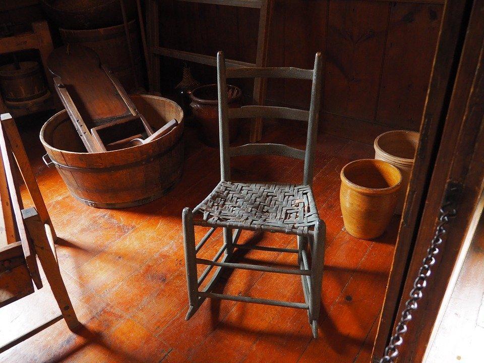 restauro sedie di paglia