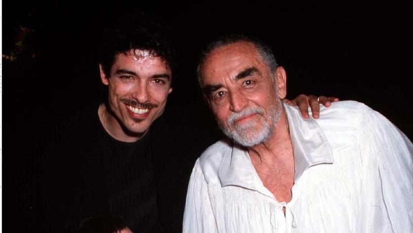 Vittorio e Alessandro Gassman