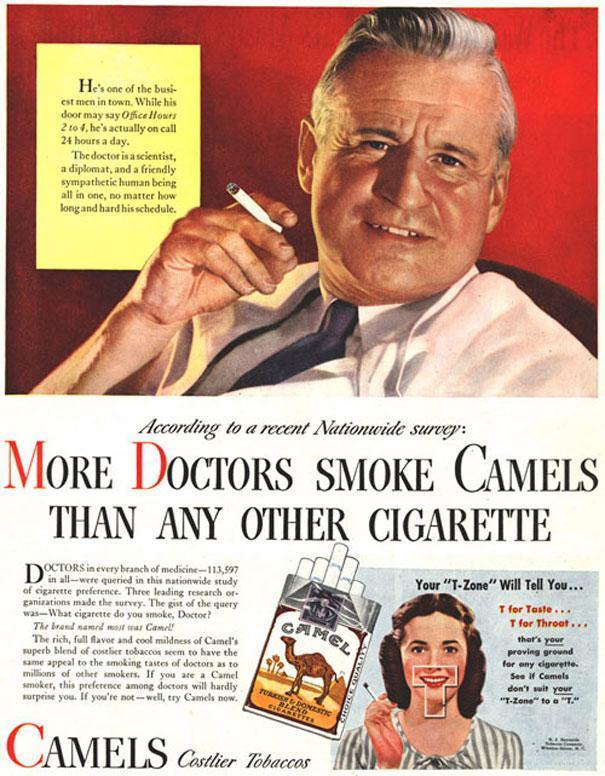 sigarette vintage
