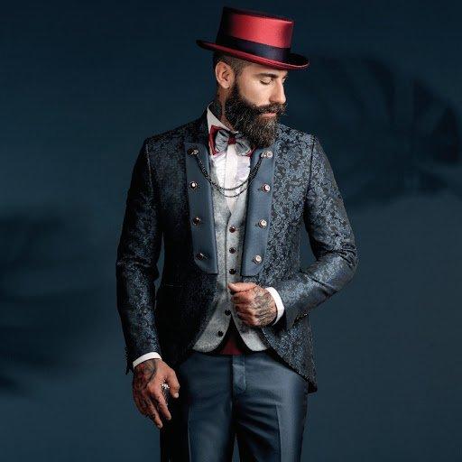 abbigliamento dandy