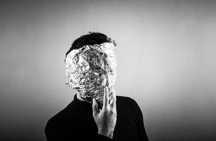 maschera viso uomo